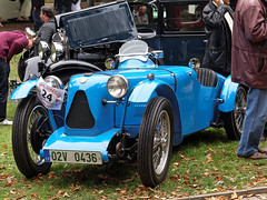MG PB Lester Special 1936
