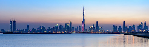 street city travel blue light sunset sea vacation sky urban panorama sun house holiday reflection building tower tourism home water glass beautiful beauty skyline architecture modern facade skyscraper sunrise buildings landscape star hotel bay town office big high construction colorful downtown dubai cityscape gulf view steel country uae property landmark scene structure arabic east business emirates arab commercial tall moment middle reflexion luxury emaar
