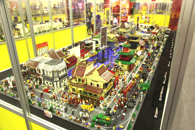 Dunia Bricks 2016 - Table 5: Indonesia's Old China Town