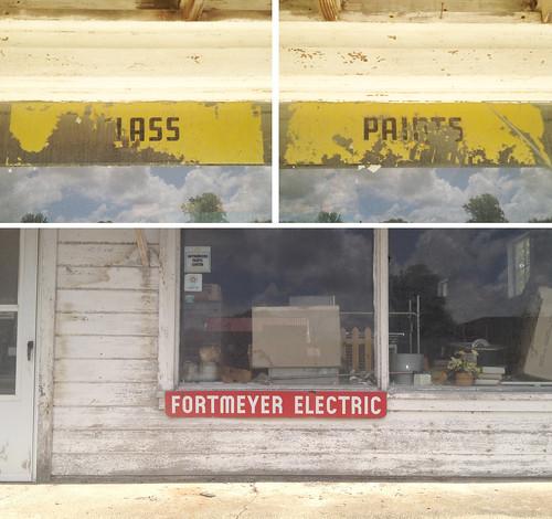 sign hardware store illinois irvington fortmeyerelectric