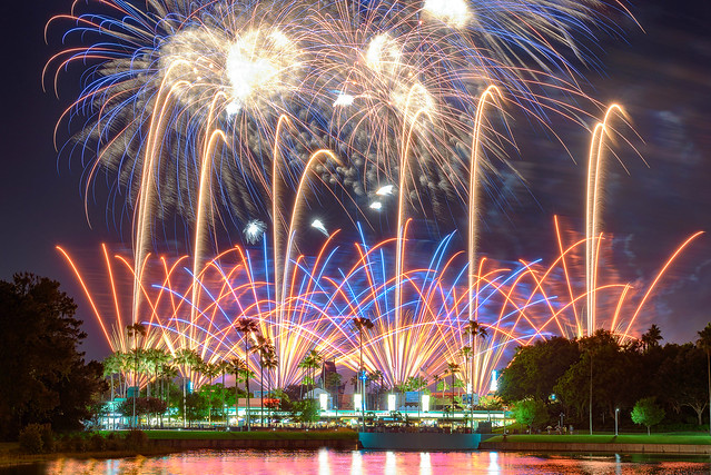 Fireworks Friday - Symphony in the Stars