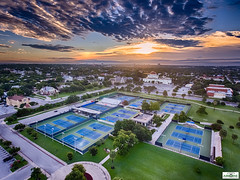 The McFarlin Tennis Center