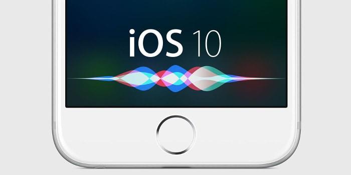 Cómo iOS 10 integrará Siri en apps de desarrolladores externos