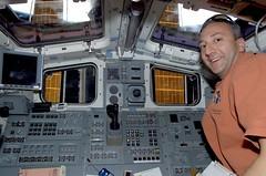 Astronaut Michael J. Massimino