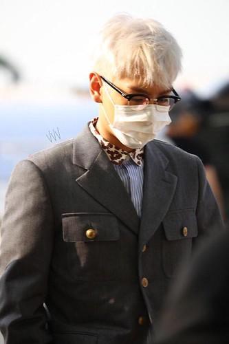 BIGBANG Departure Seoul ICN to Shenzhen 2015-08-07 (1)