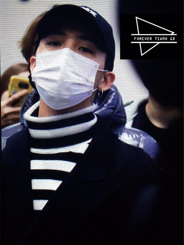 Big Bang - Gimpo Airport - 31dec2015 - ForeverTiAmoGD - 05