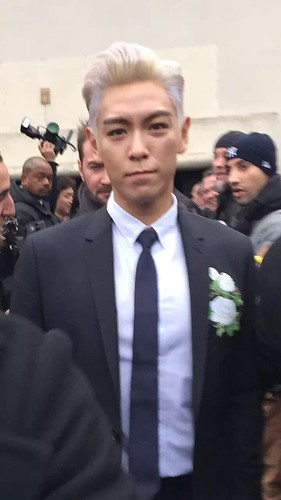 TOP - Dior Homme Fashion Show - 23jan2016 - K_TG_NamKyu - 05