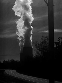 Centrale pollution