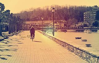 strolling Plentzia (near Bilbao)
