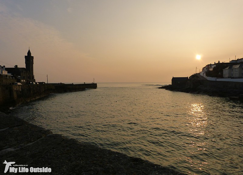 P1110523 - Porthleven Sunset