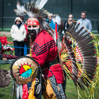 First Annual UVA Native American Pow Wow