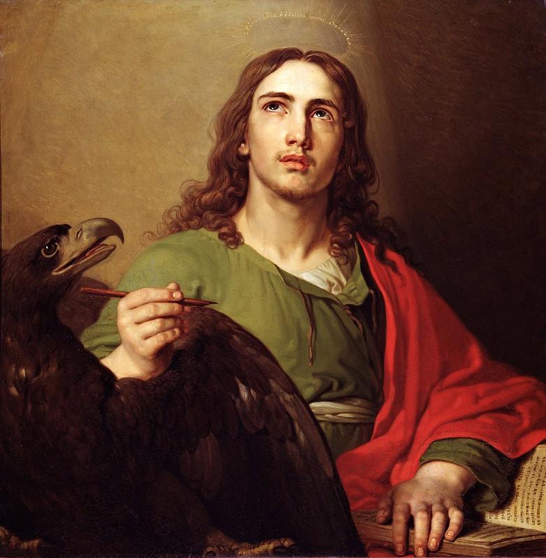 Vladimir Lukich Borovikovsky - S. Giovanni (1804-1809)
