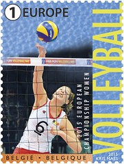 15 VOLLEY timbre