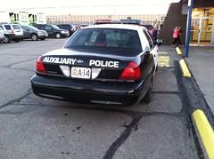 Brook Park Police Department Auxiliary CVPI DV-14