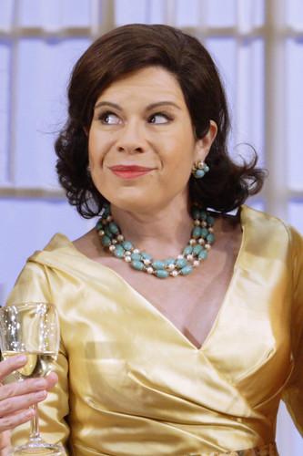 Ana María Martínez in action.