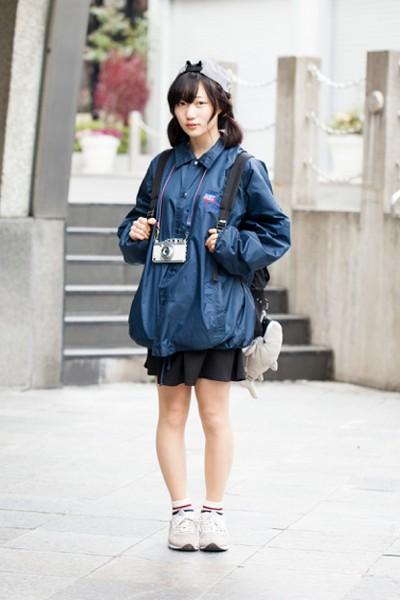 【街拍】四月日本街頭直擊