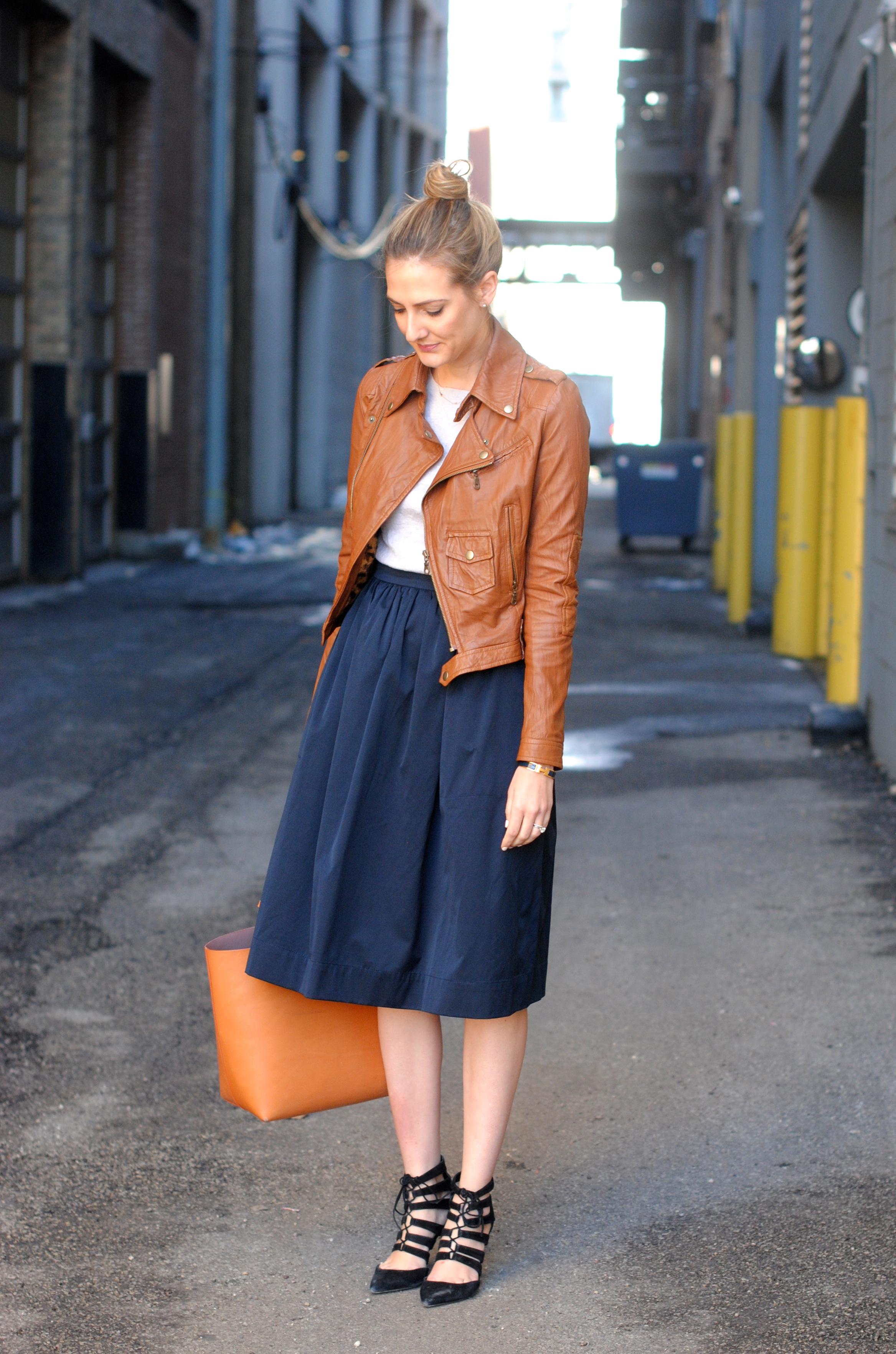 ladylike midi skirt (see jane wear) - see (anna) jane.