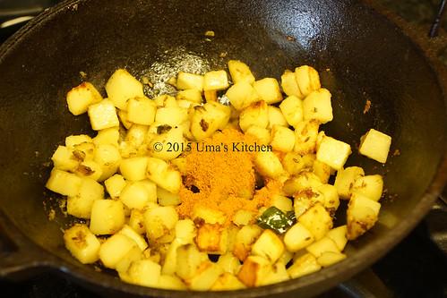 Potato fry 3