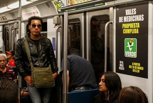 Por difundir 222 mil espots durante tres meses, el Partido Verde Ecologista de México fue sancionado ayer. Foto Cuartoscuro