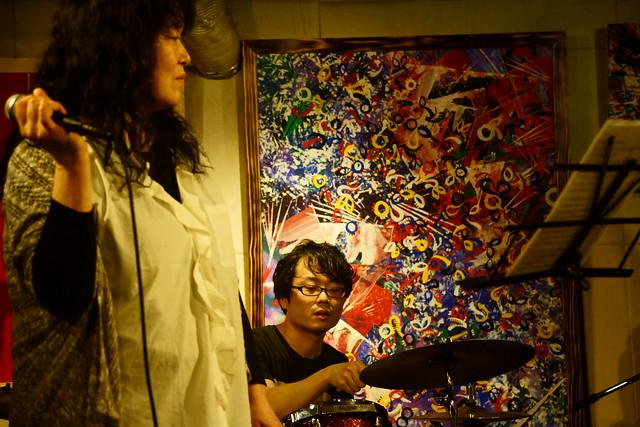 CLASSIC ROCK JAM at Cafe KICK, Tokyo, 23 Apr 2015. 057