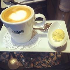 Good morning #coffeewithicecream #bicutier