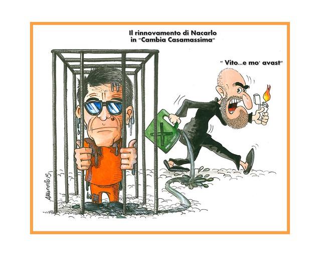 La vignetta satirica a cura di Antonio Mariella