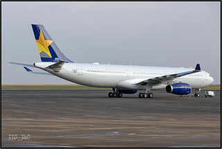 A330-343 Initially for Skymark under JA330L   /   5326