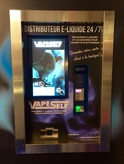 E-Liquid Vending Machine
