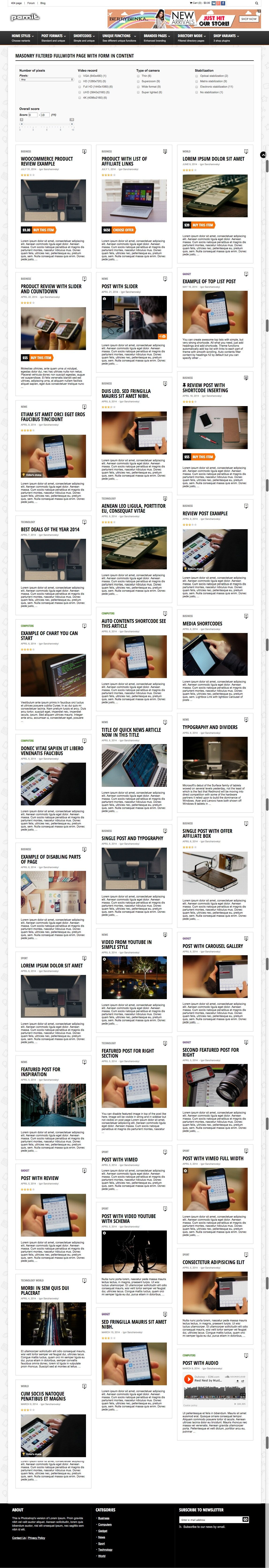bikin website