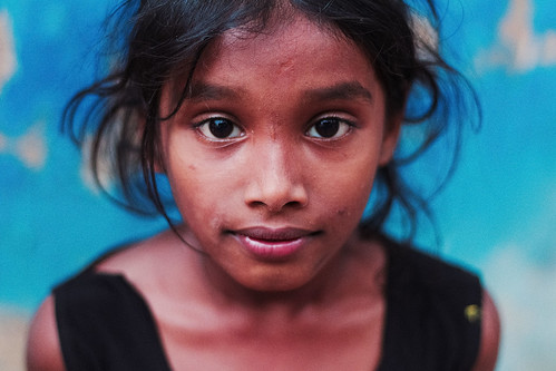 Face of An Indian Village