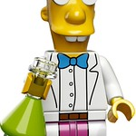 LEGO The Simpsons Frink