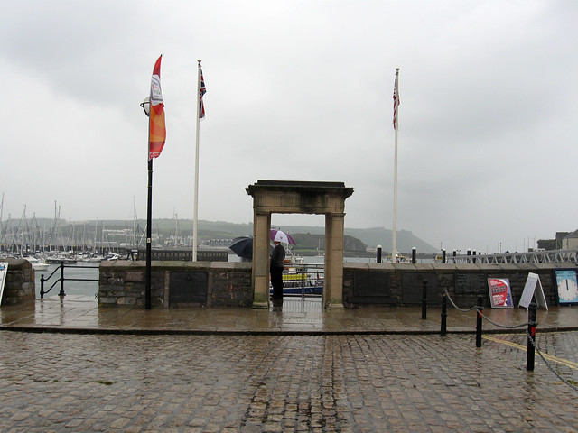 The Mayflower Steps, Plymouth