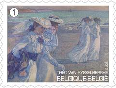 08 Théo Van Rysselberghe zTIMBRE 2