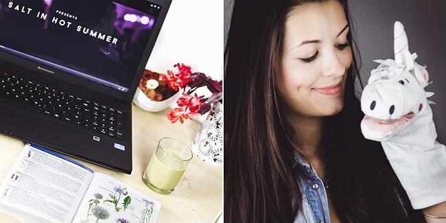 Instagram, Monatsrückblick März, BARU, Einhorn Handpuppe, Einhorn Ikea