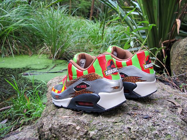 Custom Sekure D Jurassic 90