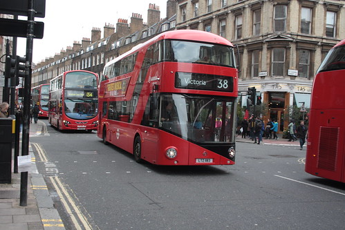 LT183 LTZ1183 New Routemaster