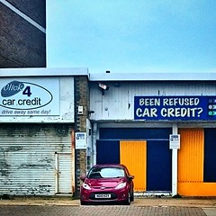 Been Refused Car Credit? Learn How To Walk...