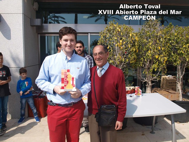 Alberto Toval
