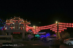 Kek Lok Si Temple by night