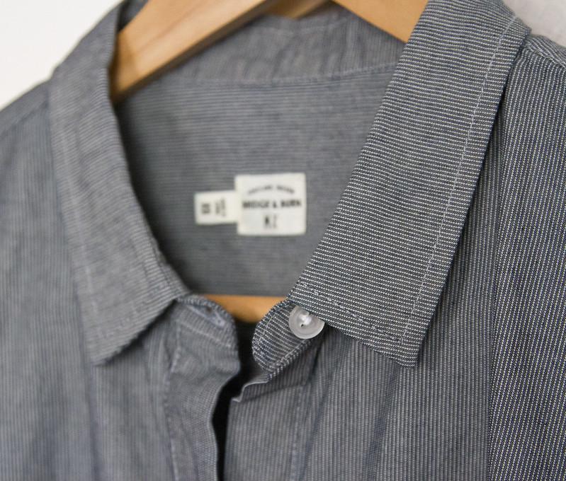 growing a minimalist wardrobe: breastfeeding | reading my tea leaves