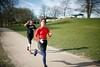 Deborah at Park Run