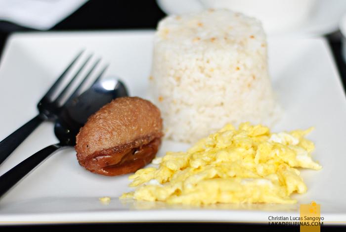 Holiday Plaza Hotel Breakfast Tuguegarao