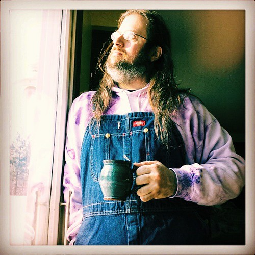 GOOD MORNING STARSHINE!!! #MorningSun #AnotherDay #overalls #tiedye