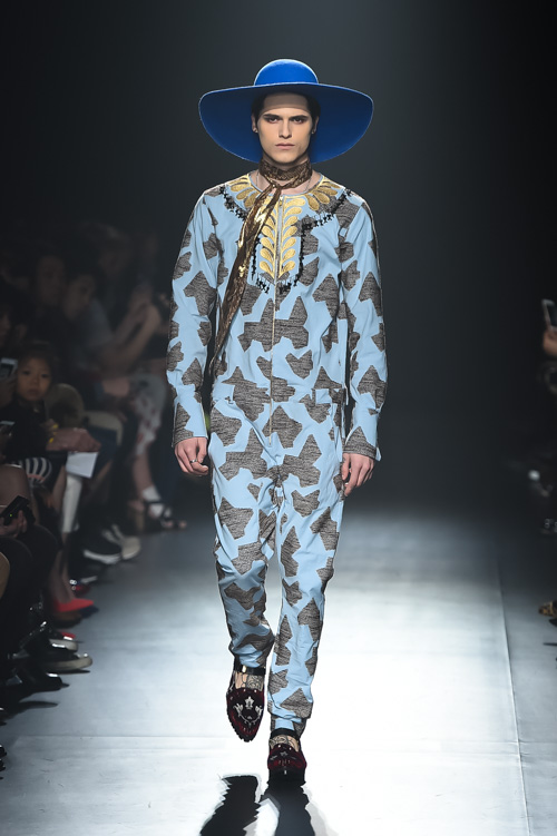 FW15 Tokyo DRESSCAMP016_Arthur Daniyarov(Fashion Press)