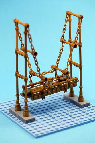 Chain Challenge 21: Golden Gate Bridge
