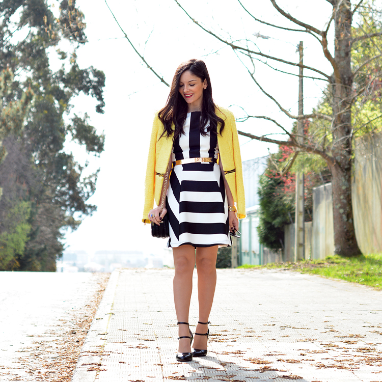 zara_outfot_yellow_chaqueta_amarillo_como combinar_rayas_striped_axparis_01