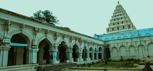 Saraswati Mahal