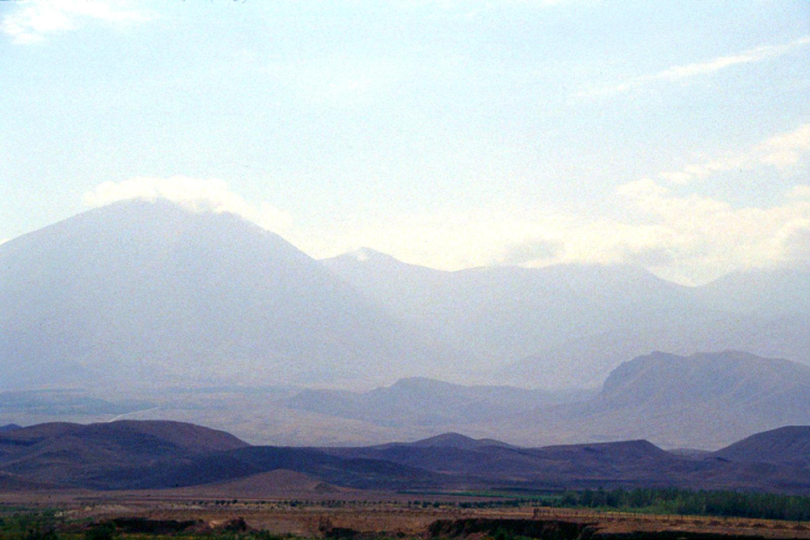 Tomber sous le charme de l'Arménie - Un pays de montagnes