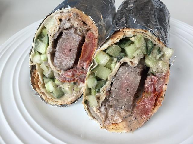 Lamb kabab - Truly Mediterranean