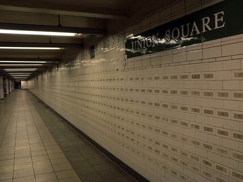 Tour della metropolitana: Mosaici